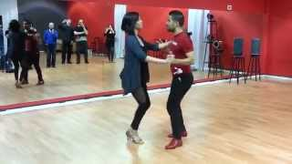 Dominican Bachata w/ El Tiguere in Seattle w/Kiko Rodriguez music