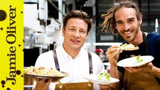 Jamie Oliver & Funforlouis | Real Time Recipes | Summer Pasta