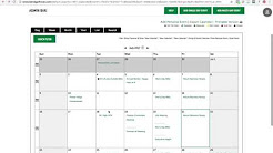 Bend Golf & Country Club - Website Calendar
