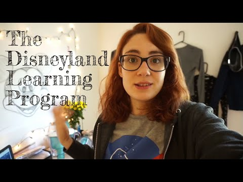 The Disneyland Learning Program