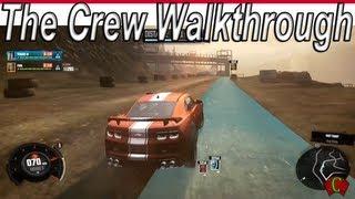 The Crew Walkthrough Gameplay 【Racing Games 2013 HD】