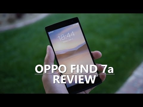 Oppo Find 7a Review