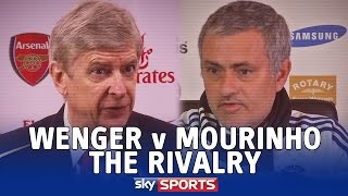 Arsene Wenger v Jose Mourinho - The best quotes from their rivalry