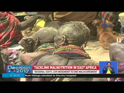 East Africa governments join movement to end malnutrition in region