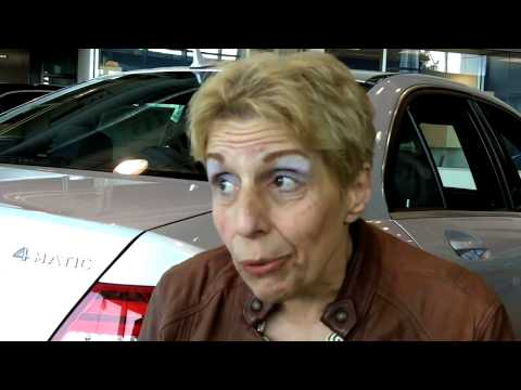 Cynthia How is the Mercedes Shopping Experience Different