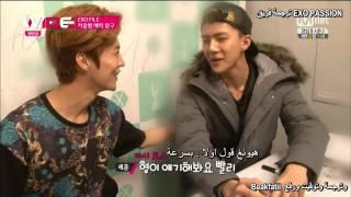 EXO FILE #3 [ARABIC SUBS}