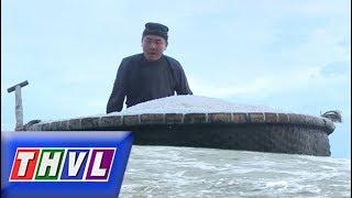 THVL |Chuyện xưa tích cũ–Tập 21[3]: Chiếc cối tuôn ra muối nhiều vô kể nhấn chìm thuyền và người anh
