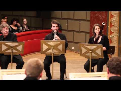 Dvorak Serenade op.44 for wind instruments.mov