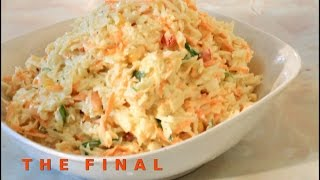 How Mummery Or Daddy Can Make Lovely Coleslaw At Home