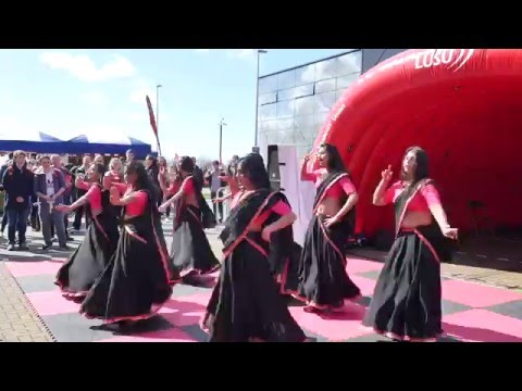 Lancaster University Indian Dancing Society - Roses 2016
