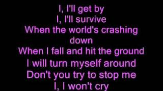 Alice Underground Avril Lavigne   Lyrics
