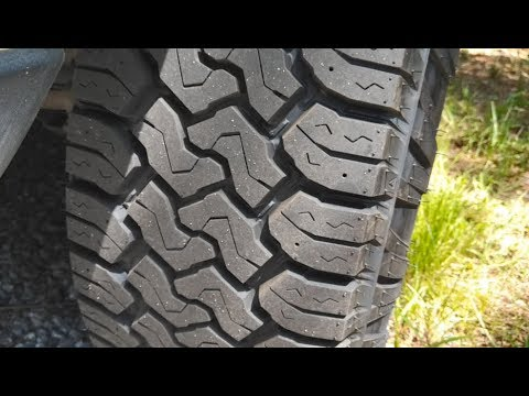 Toyo Open Country C/T First Impressions
