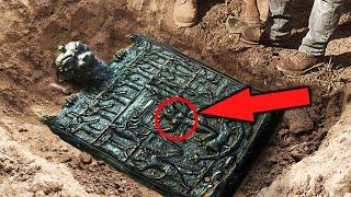Учёные скрывают находки археологов чтобы переписать нашу историю