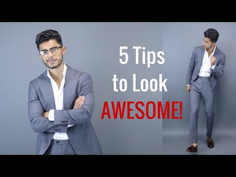 What Clothing You Wear Says About You   5 Tips