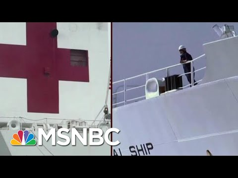 USNS Comfort Prepares For Deployment To NYC | Morning Joe | MSNBC