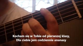 After Party - Ona lubi pomarańcze (cover, karaoke)
