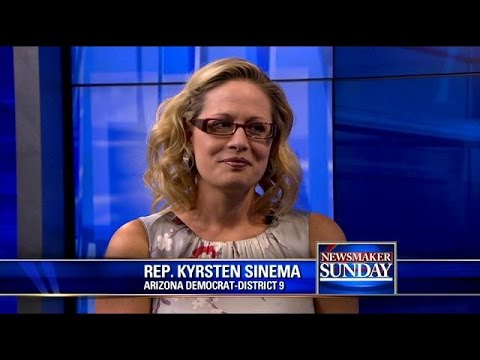 Newsmaker Sunday: Kyrsten Sinema