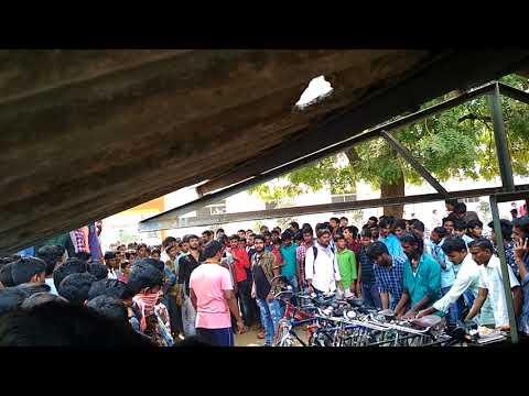Rayalaseema love story movie shooting in adoni college aasc