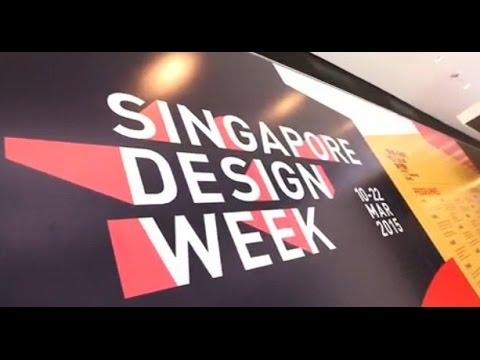 Singapore Design Week 2015 Event Highlights