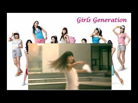 [TheSNSDCOLLABS - 5ONE & PinkAmore] SNSD - Into The New World [Debut]