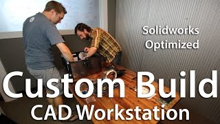 Solidworks Cad Workstation Build - Intel I7 4790k