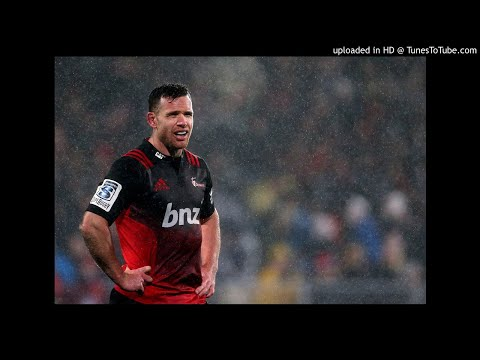 Ryan Crotty ahead of Super Rugby Final