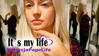 OP-TAG MEINER LIDSTRAFFUNG - It's my life #730 | PatrycjaPageLife