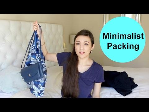 5-Minute Packing | Minimalism