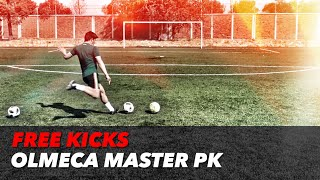FREE KICKS OLMECA MASTER PK