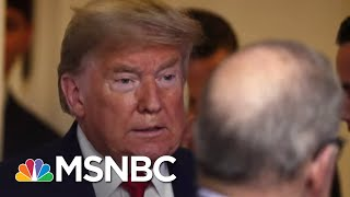 Rucker: Trump Worried About Coronavirus Harming Economy Before 2020 Election   The 11th Hour   MSNBC