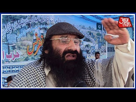 Syed Salahuddin's TV Interview Generates Controversy