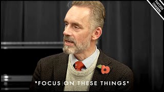 Small Things That Wİll Make You A BETTER PERSON - Jordan Peterson Motivation