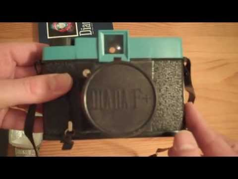 Diana F+ Unboxing, Overview and Review