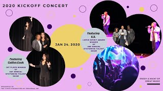 2020 Kick Off Concert : LFOA, Inc.