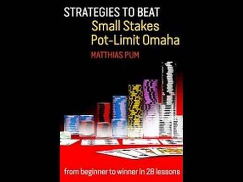 Beating Small Stakes Pot Limit Omaha! Matthias Pum Interview