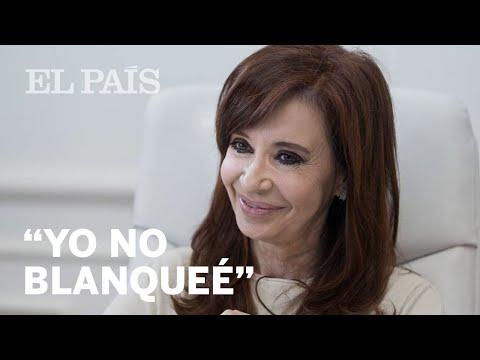 Cristina Fernández: 'Hubo