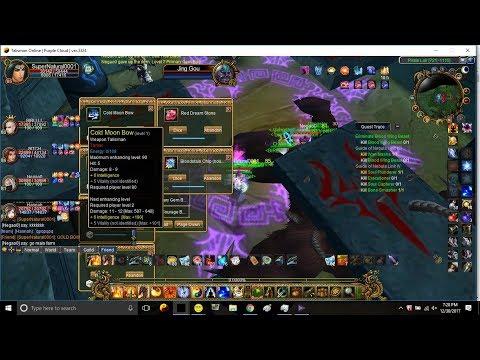 Talisman Online: PK Ends Capella Forever (Purple Cloud)