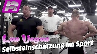 Selbsteinschätzung im Sport? - Markus, Matthias, Ronny und Regiane in Las Vegas
