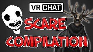 [VRChat] BEST OF: SCARE PRANKS COMPILATION