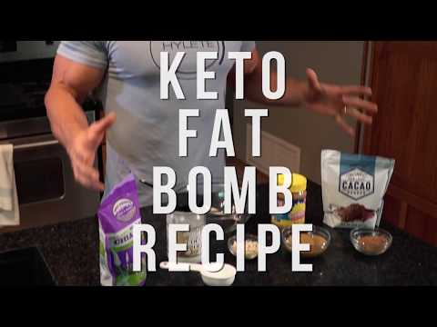 Keto Fat Bomb Recipe with Coconut Oil: Low Carb- Thomas DeLauer