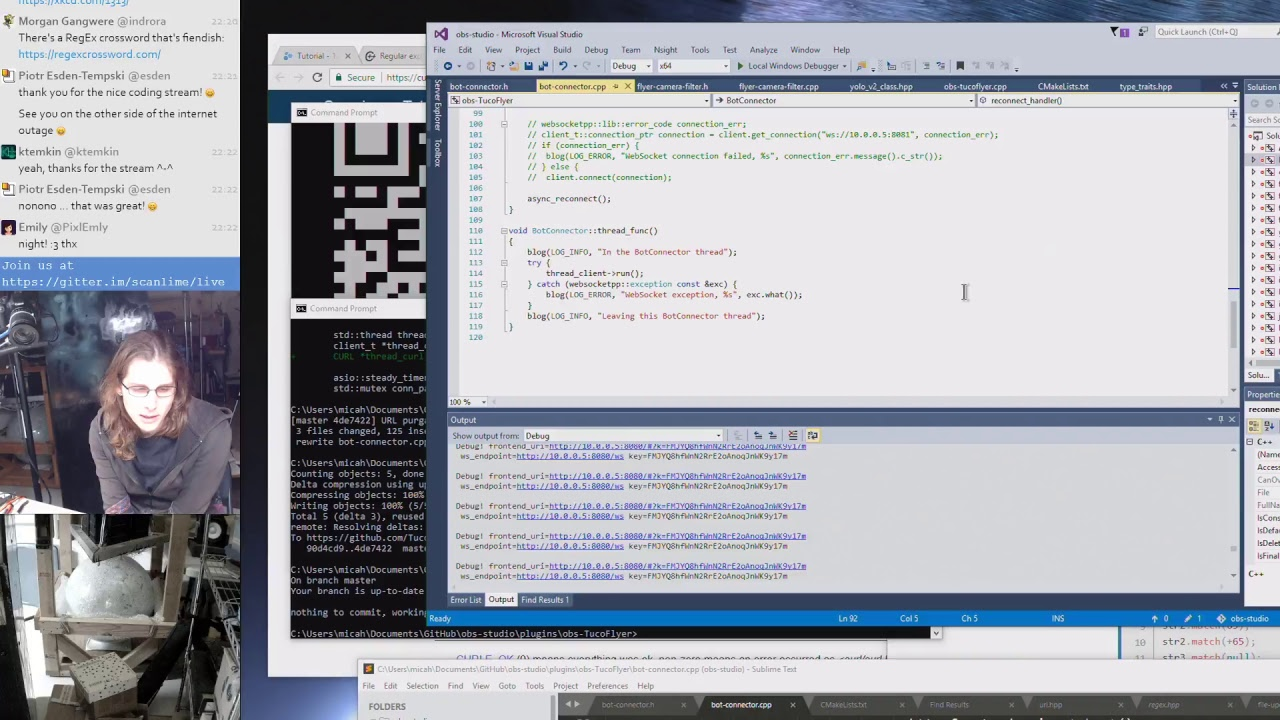 Websocket Obs Plugin