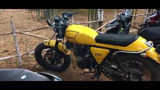 GPX Racing Legend 200 cc / ОБЗОР / NICE-CAR.RU