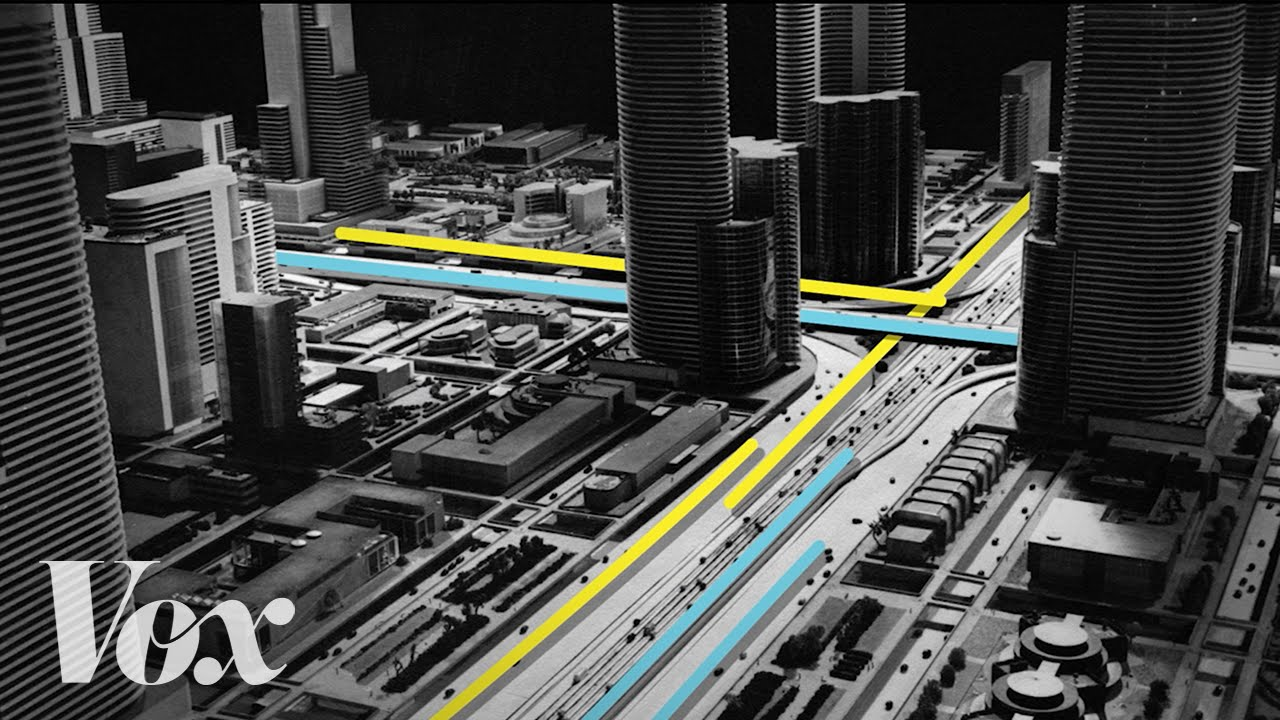 how highways wrecked american cities - youtube