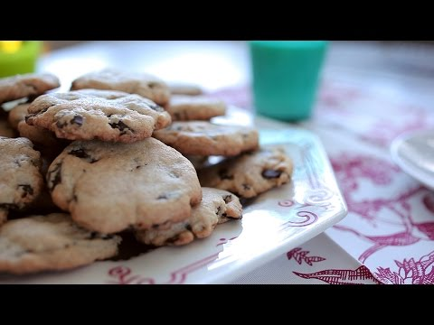 Easy Gluten Free Chocolate Chip Cookies