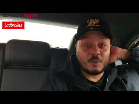 Arsenal vs Crystal Palace | Road Trip To The Emirates (FT Troopz)