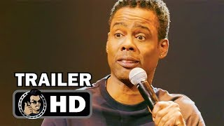 CHRIS ROCK: TAMBORINE Official Trailer (HD) Netflix Comedy Special