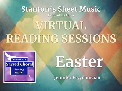 Sacred choral reading session spring & easter 2021: easter mp3