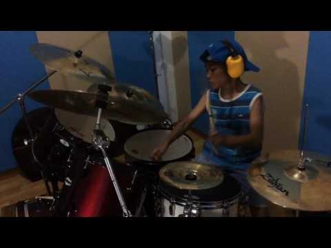 COBA LAGI - Drum Cover by Endank Soekamti #soekamtikaraoke
