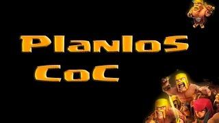 """Let's play Clash of Clans """"Planlos"""" Clanwars Feedback"""