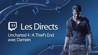 Uncharted 4 : A Thief's End - Immersion